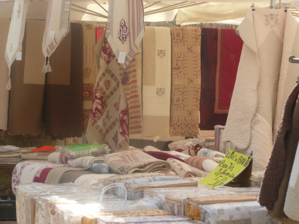 Tablecloths and fabrics from the market.jpg